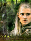AEYYYYYYY!! Legolas... because Legolas