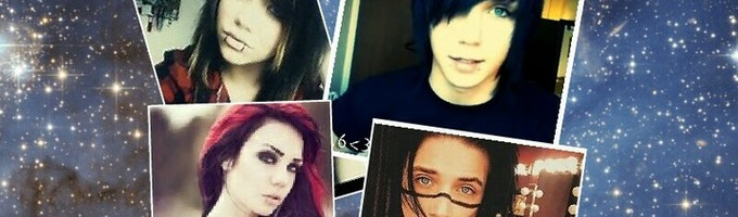 The Rebel Girl (The star) An Andy Biersack lovestory
