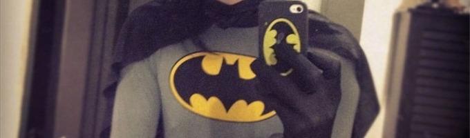Andy Batman and Ashley Robin